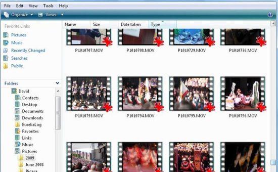حل مشکل عدم نمایش پیشنمایش فایلهای با پسوند mov در محیط ویندوز