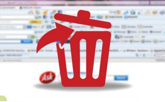 چگونگی حذف تولبار های اضافی Ask ، Yahoo ، Babylon از مرورگر