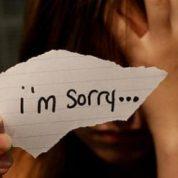 چگونه باید عذر خواهی کنیم؟
