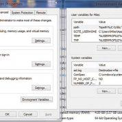 چگونگی تغییر مکان ذخیرهی فایلهای موقت در ویندوز