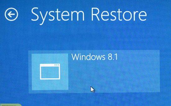 System Restore چیست و چگونه با آن مشکلات ویندوز را حل کنیم؟