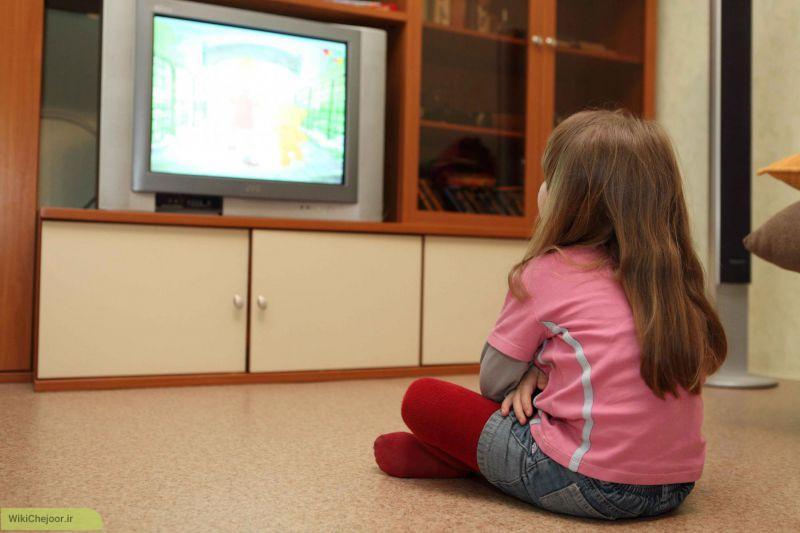 چگونگی جلوگیری از تماشای بیش از حد تلویزیون