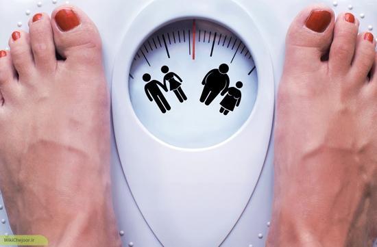 چگونه می توانم وزنم را افزایش دهم؟