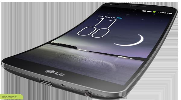 چگونه اطلاعتی در مورد گوشی های ال جی داشه باشیم؟