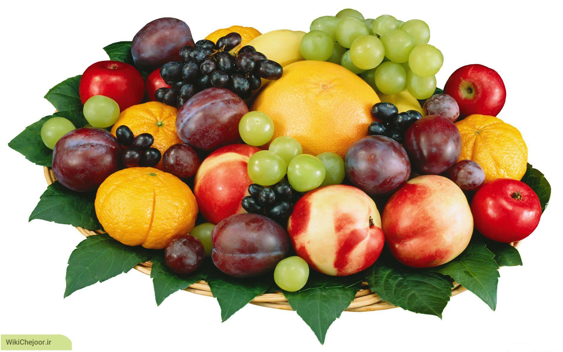چگونه با کمک میوه التهابات بدن را درمان کنیم؟