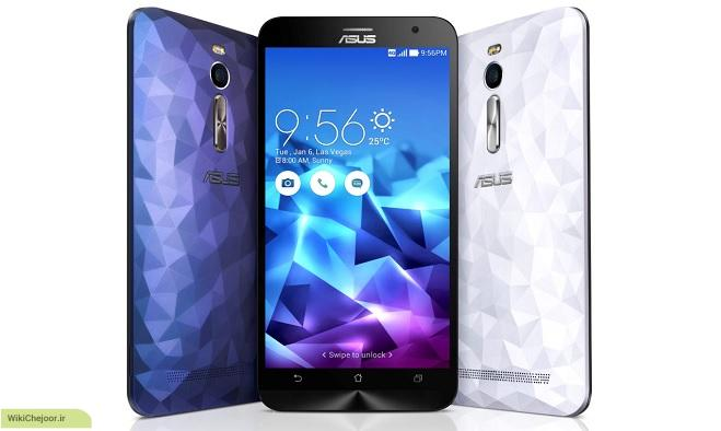 چگونه اطلاعاتی در مورد Asus ZenFone 2 Deluxe ZE550KL 64GBداشته باشیم؟
