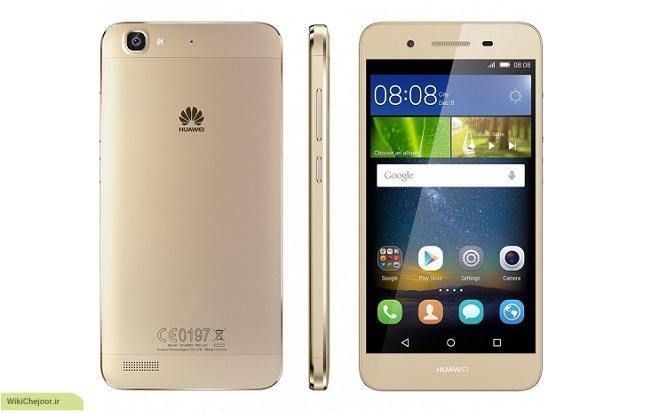 چگونه اطلاعاتی در مورد Huawei GR3 داشته باشیم؟