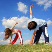 چگونه کودکان را عاشق ورزش کنیم؟