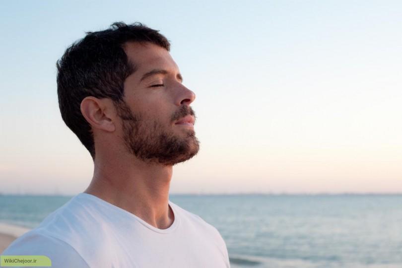 چگونه درست نفس بکشیم؟