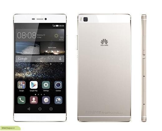 چگونه اطلاعاتی در مورد Huawei P8 Dual Simداشته باشیم؟