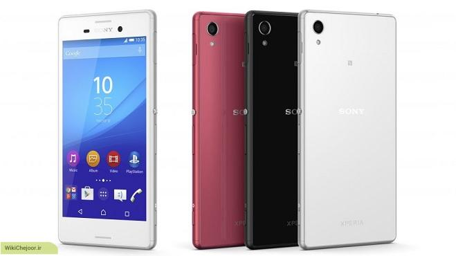 چگونه اطلاعاتی درباره ی Sony Xperia M4 Aqua 16GB داشته باشیم؟