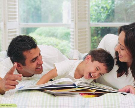 چگونه فرزند پسر خود را درست تربیت کنیم؟؟