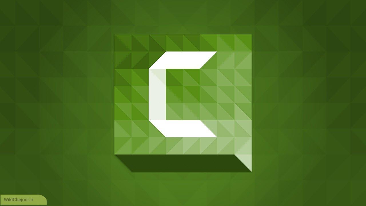 چگونه با نرم افزار camtasia کار کنیم؟