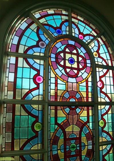 چگونه با تاریخچه هنر ویترای آشنا شویم؟؟