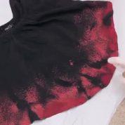چگونه لباس را رنگ کنیم؟