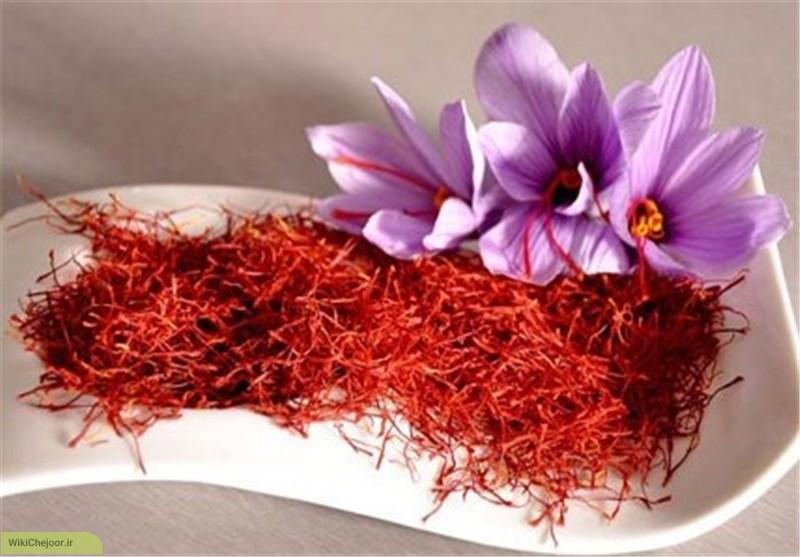 خاک مناسب پرورش زعفران
