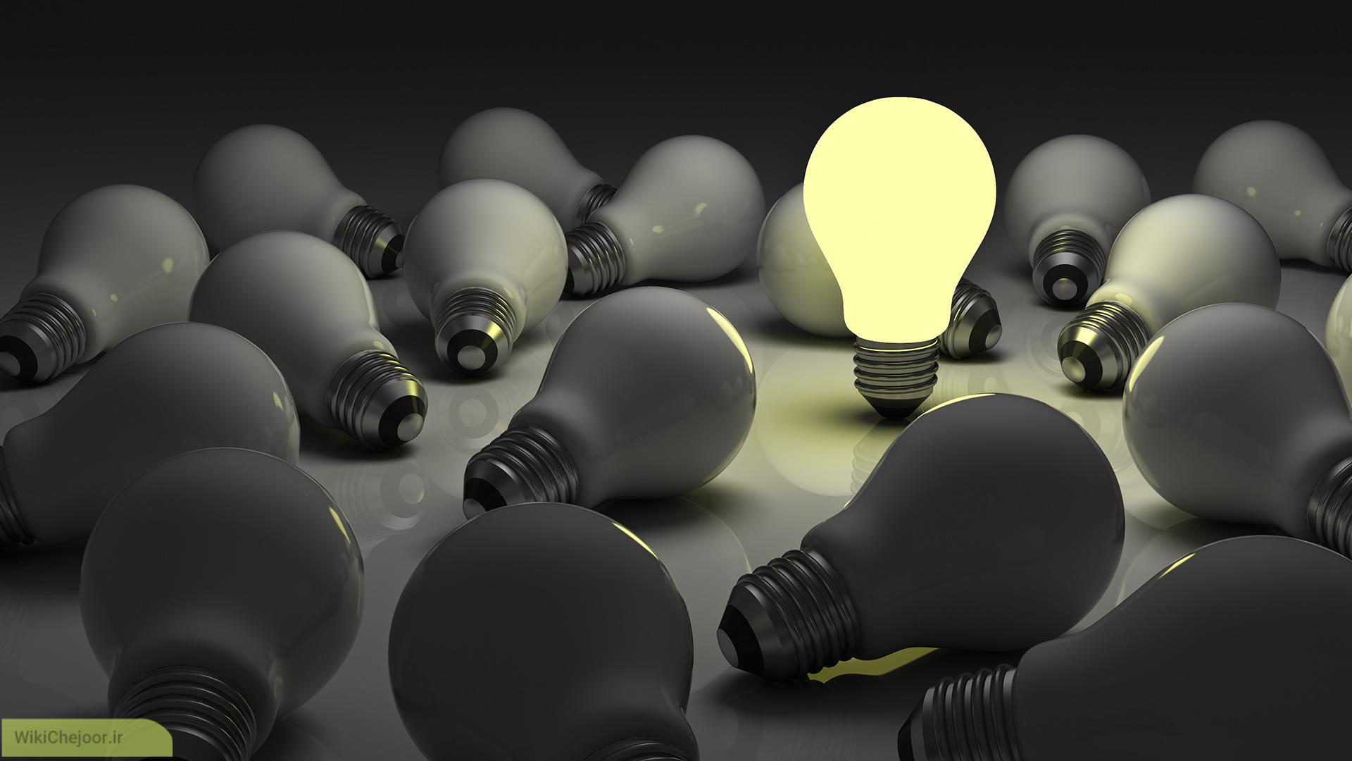 چگونه ایده های جدید خلق کنیم؟