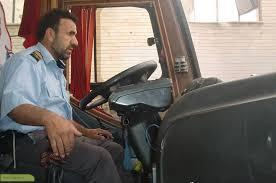 وظایف راننده اتوبوس
