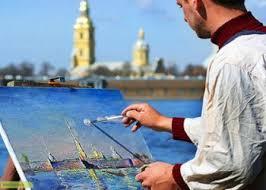چگونه می توان یک نقاش شد ؟