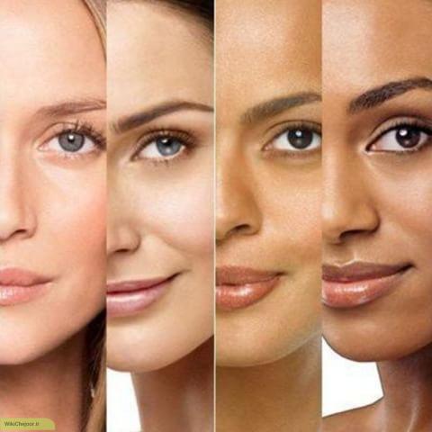 چگونه پوستی سفیدتر باشیم؟