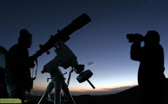 چگونه می توان ستاره شناس شد ؟