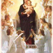 چگونه مریم مقدس حضرت عیسی را باردار شد؟
