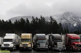 معرفی شغل راننده کامیون