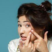 چگونه در اوایل بارداری از جوش صورت را درمان کنیم؟