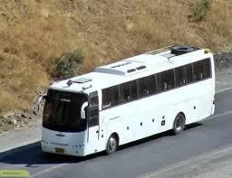 معرفی شغل راننده اتوبوس