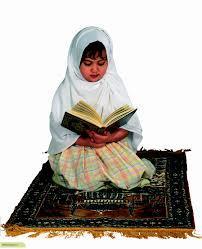 شکل ساده ای از عبادت را به او بیاموزید: