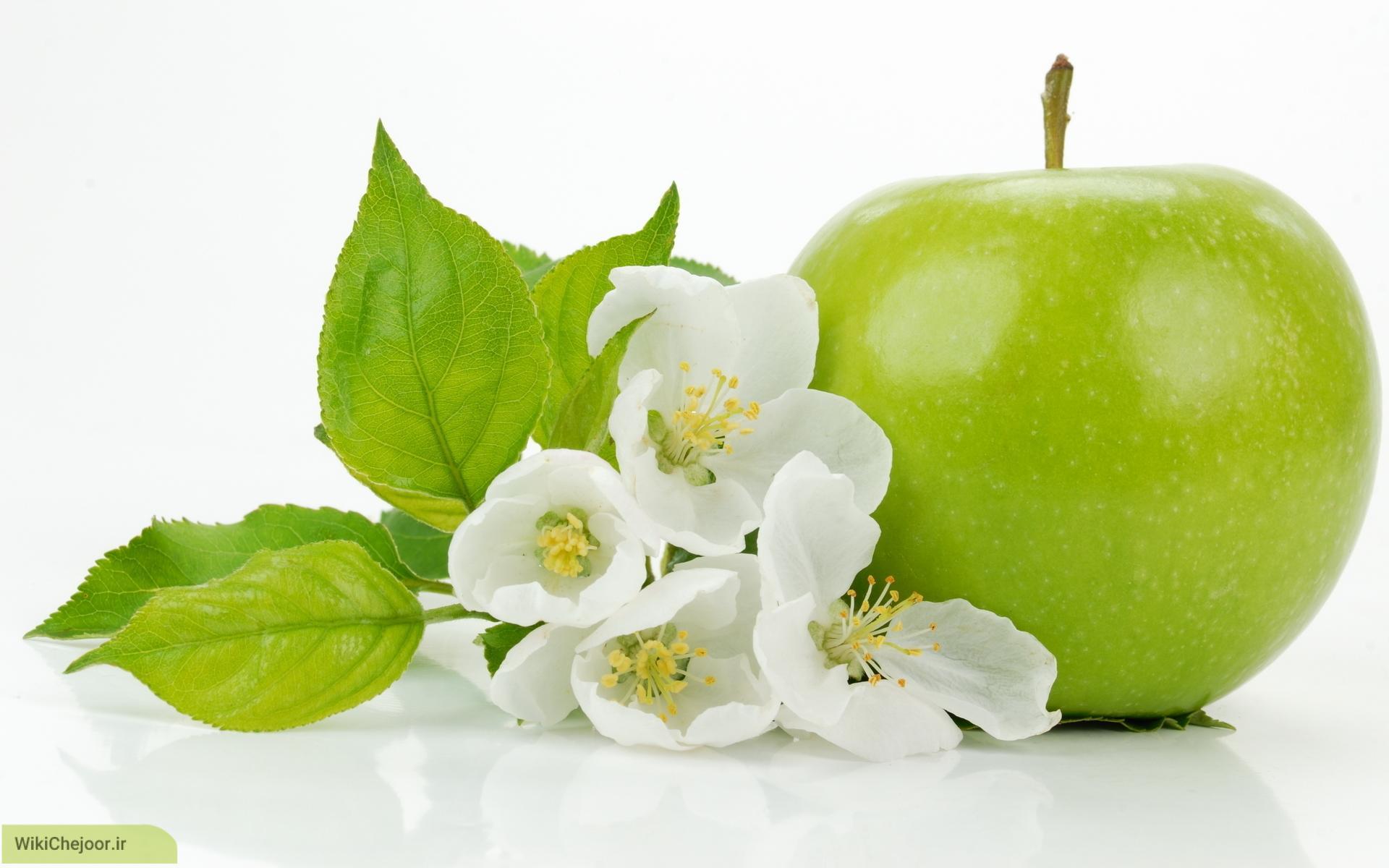 چگونه سیب باعث زیبایی پوست میشود؟