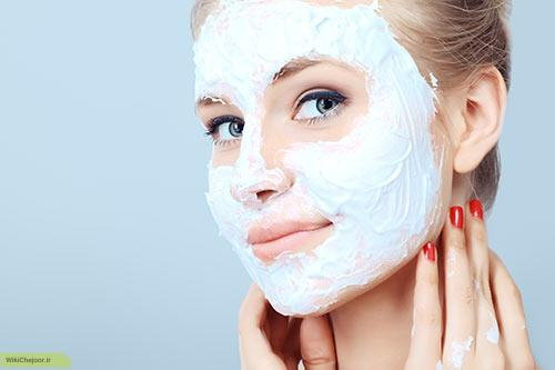 چگونه با ماست پوست و مویی با لطافت و روشن داشته باشیم؟