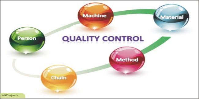 ساعات کار و محل کار کارشناس کنترل کیفیت