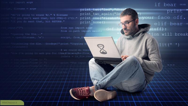 چگونه برنامه نویس بشوم ؟؟