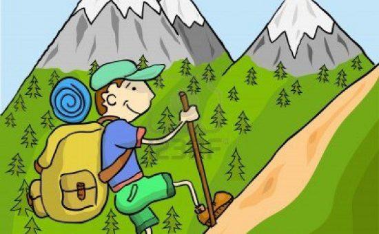 چگونه یک کوه را صعود کنیم؟؟؟ قسمت سوم