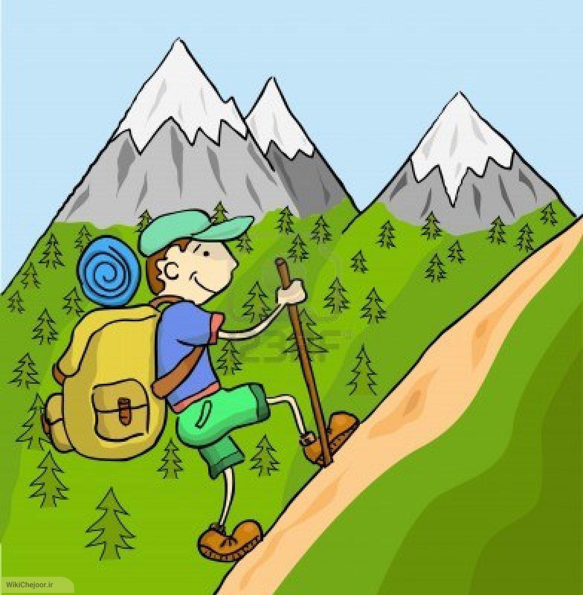 چگونه یک کوه را صعود کنیم؟؟؟ قسمت دوم