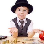 چگونه از فرزندمان یک کارآفرین خلق کنیم؟