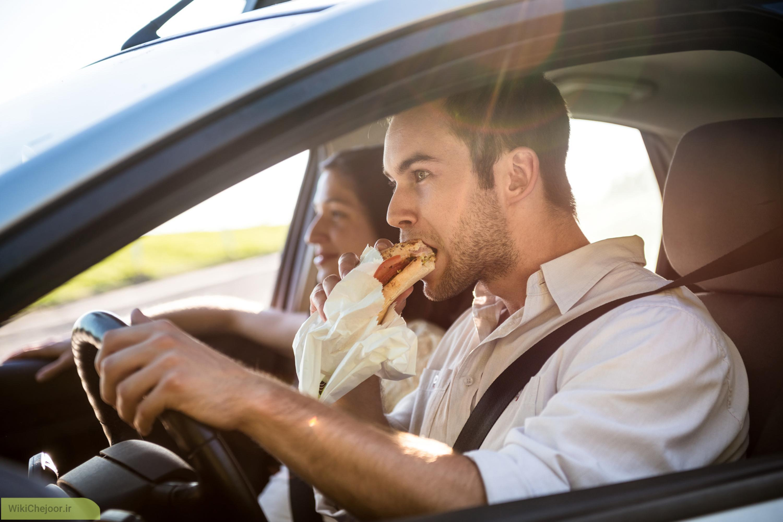 چگونه در حین مسافرت با وسیله نقلیه تغذیه سالمی داشته باشیم؟؟؟
