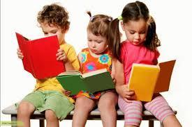 تشویق کودک به مطالعه: