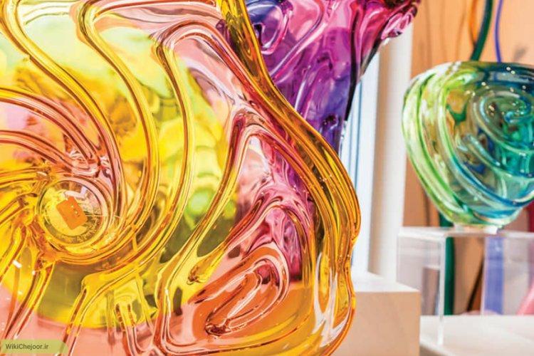 روشهای ساخت شیشه