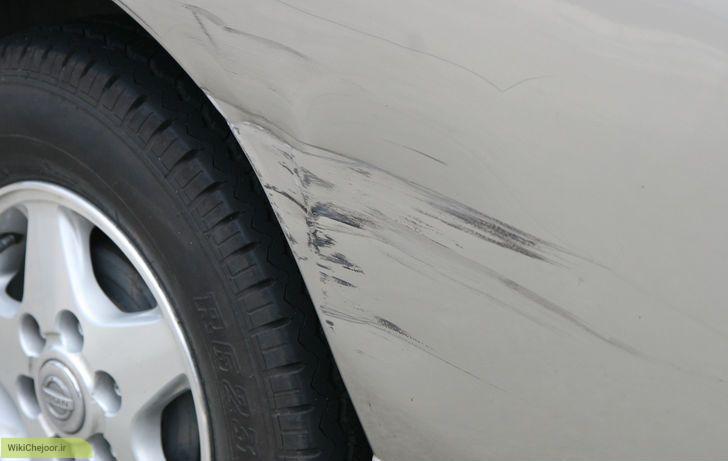 چگونه آسیب های ناشی از تصادف ماشین را بررسی کنیم؟