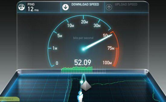 چگونه سرعت اینترنت خود را افزایش دهیم؟