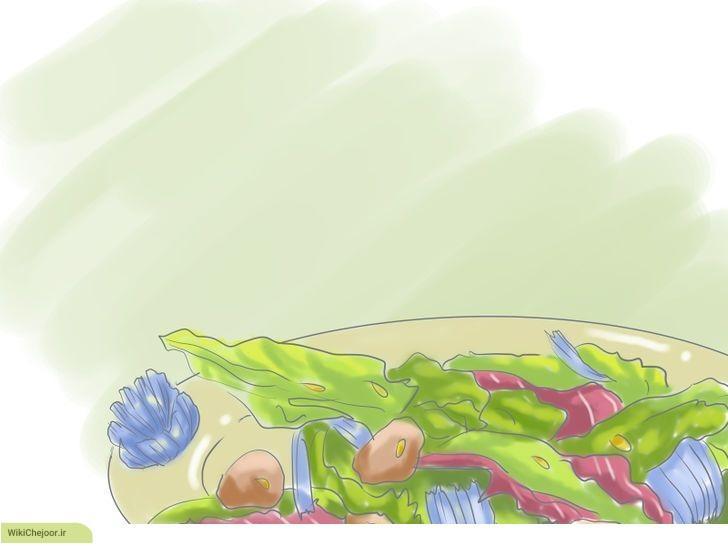 چگونه کاسنی تلخ رشد میکند؟
