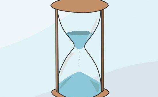 چگونه یک ساعت شنی رسم کنیم؟؟