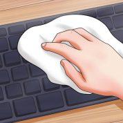 چگونه کیبورد لپ تاپ خود را تمیز کنیم