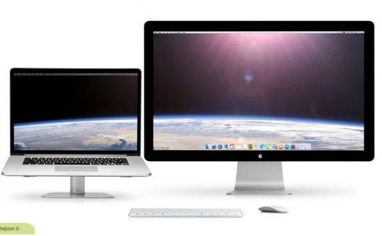 چگونه با یک کابل اترنت ۲ کامپیوتر را به هم وصل نماییم