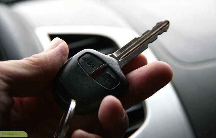 چگونه از سرقت ماشین جلوگیری کنیم؟