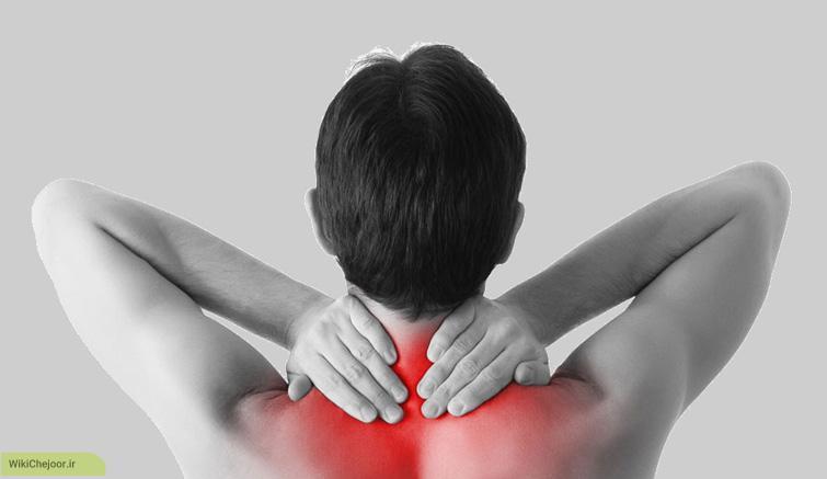 چگونه از ماساژ مراکز بازتابی برای درمان دردهای پشت (ستون فقرات) استفاده کنیم؟