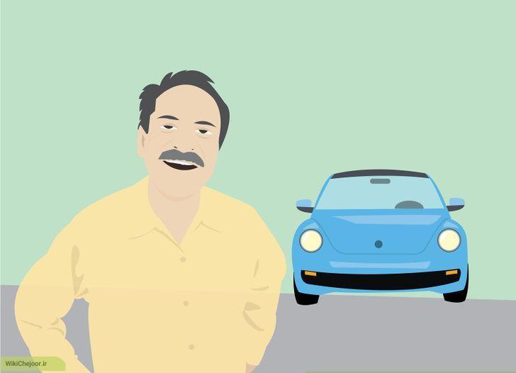 چگونه یادبگیریم که موتور یک خودرو چطور کار میکند؟
