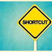 چگونه یک shortcut ایجاد کنیم؟